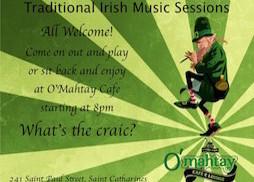 Irish-Sessions